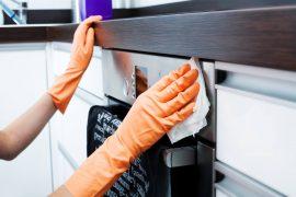 como limpar forno elétrico, como limpar forno, como limpar fogão