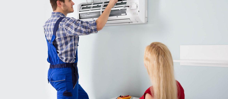 manutenção de ar-condicionado, consertar ar-condicionado, limpeza de ar-condicionado