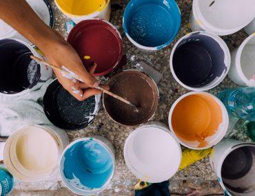 cores de tintas para paredes, dicas de tintas