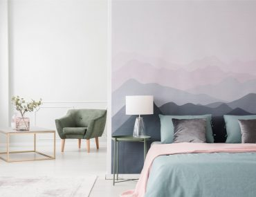 como aplicar papel de parede, aplicação de papel de parede dyi
