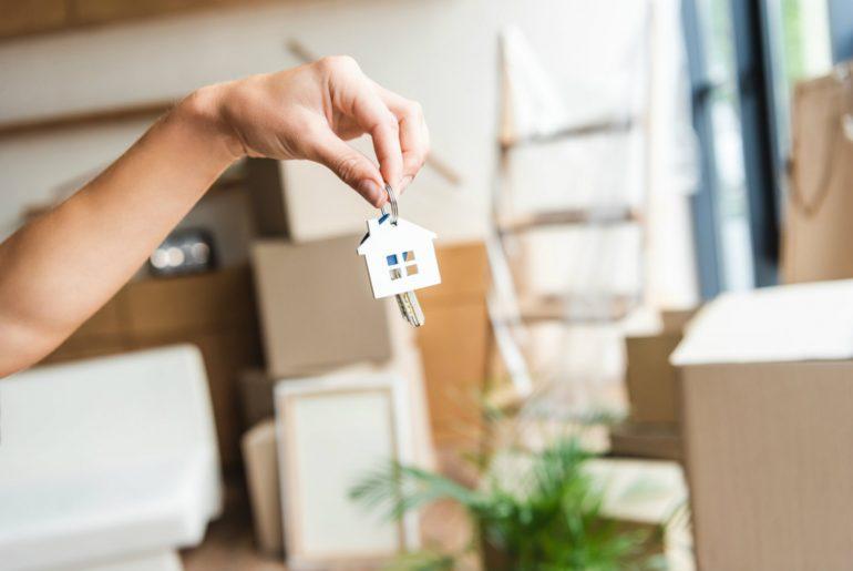 entrega de apartamento, entrega de chaves