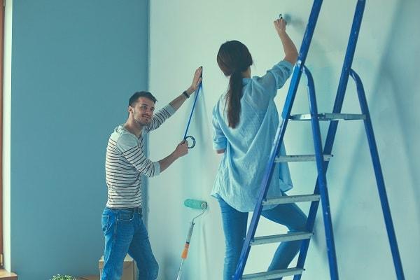 como passar massa corrida na parede, como passar massa fina na parede