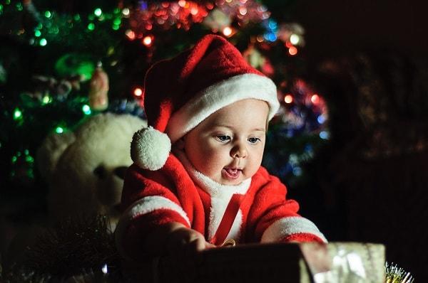 preparativos para o natal, presentes de natal, presente de criança natal