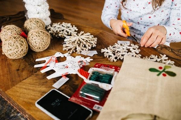 preparativos para o natal, como preparar a casa para o natal, ideias de decoração de natal, decoração de natal artesanal