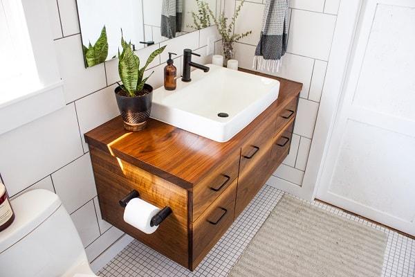 como decorar banheiro pequeno, como decorar banheiro, como decorar lavabo, decoração de banheiro