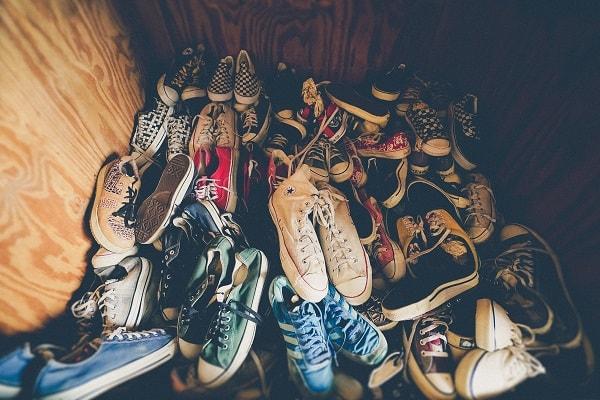como organizar sapatos, como organizar sapatos no armário, como organizar sapatos