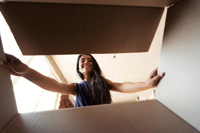 como fazer caixa organizadora de papelão, caixa organizadora de papelão