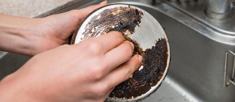 como limpar panela queimada, como limpar panela de inox, como limpar panela de inox queimada, limpar panela queimada, como limpar uma panela queimada