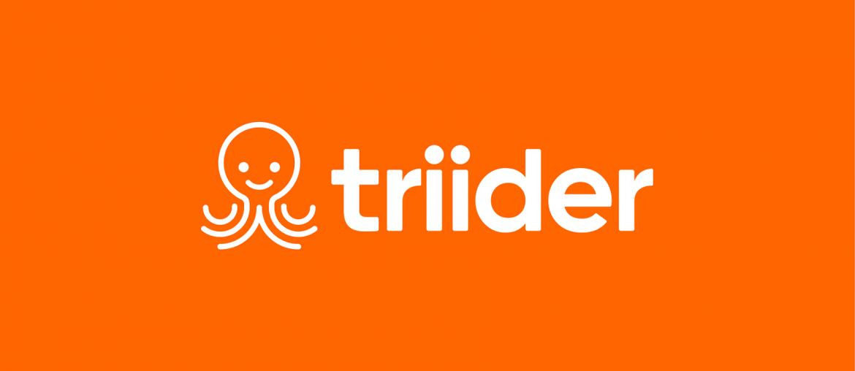triider, nova marca, rebranding, redesign, branding