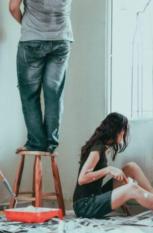 Pinturas de parede diferentes: 9 técnicas para renovar sua casa