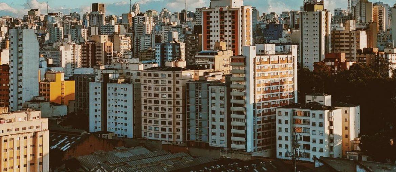 número de apartamentos no Brasil cresce 321% nos últimos 35 anos