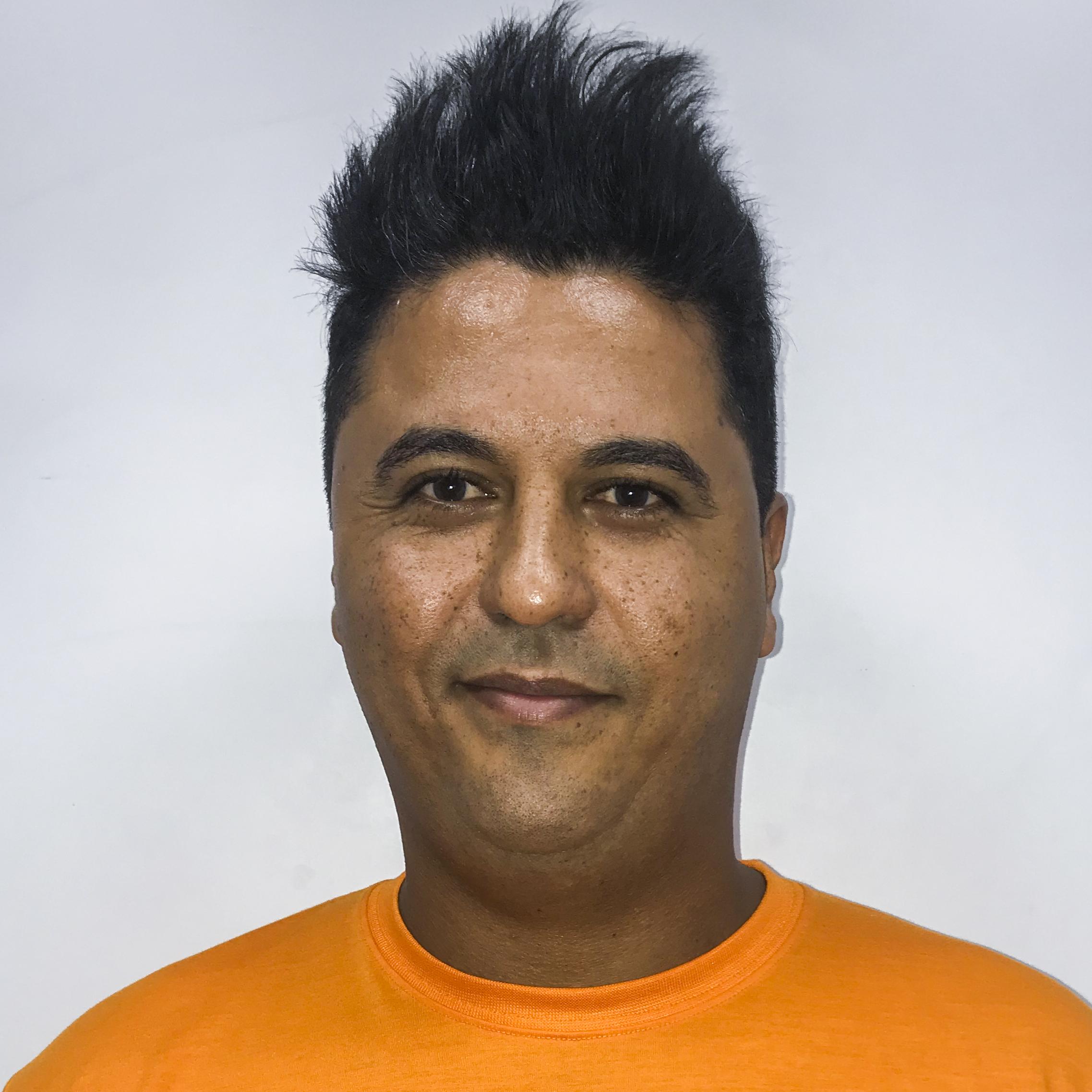 Profissional Daniel Braga Junior