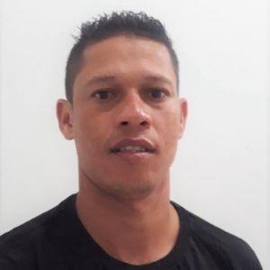 Profissional Jirlando Rodrigues da Silva