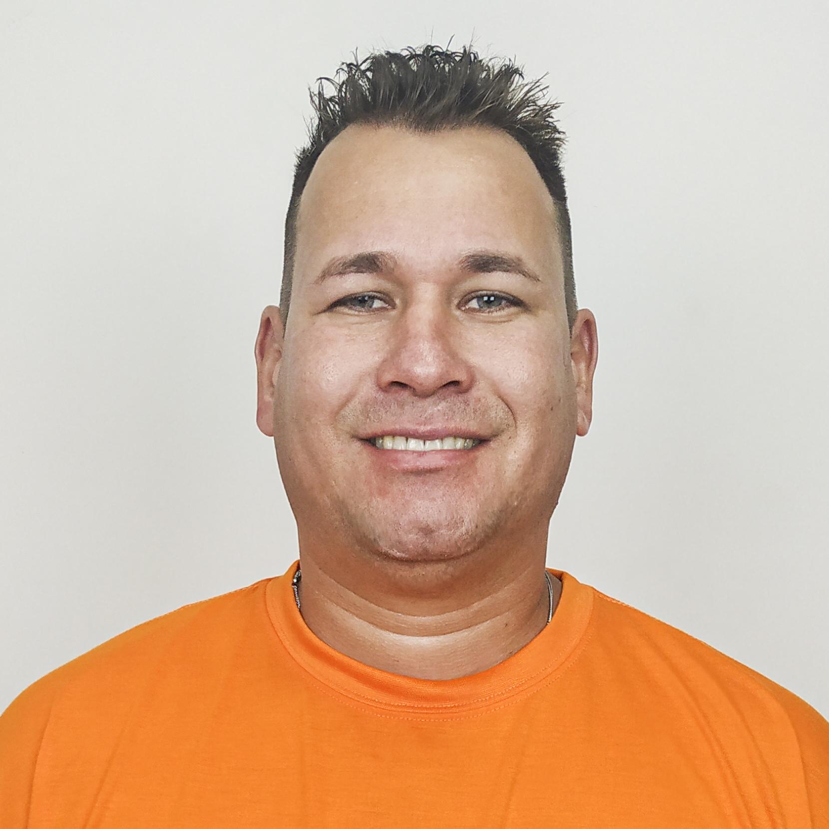 Profissional Cleberson Silva Pagani