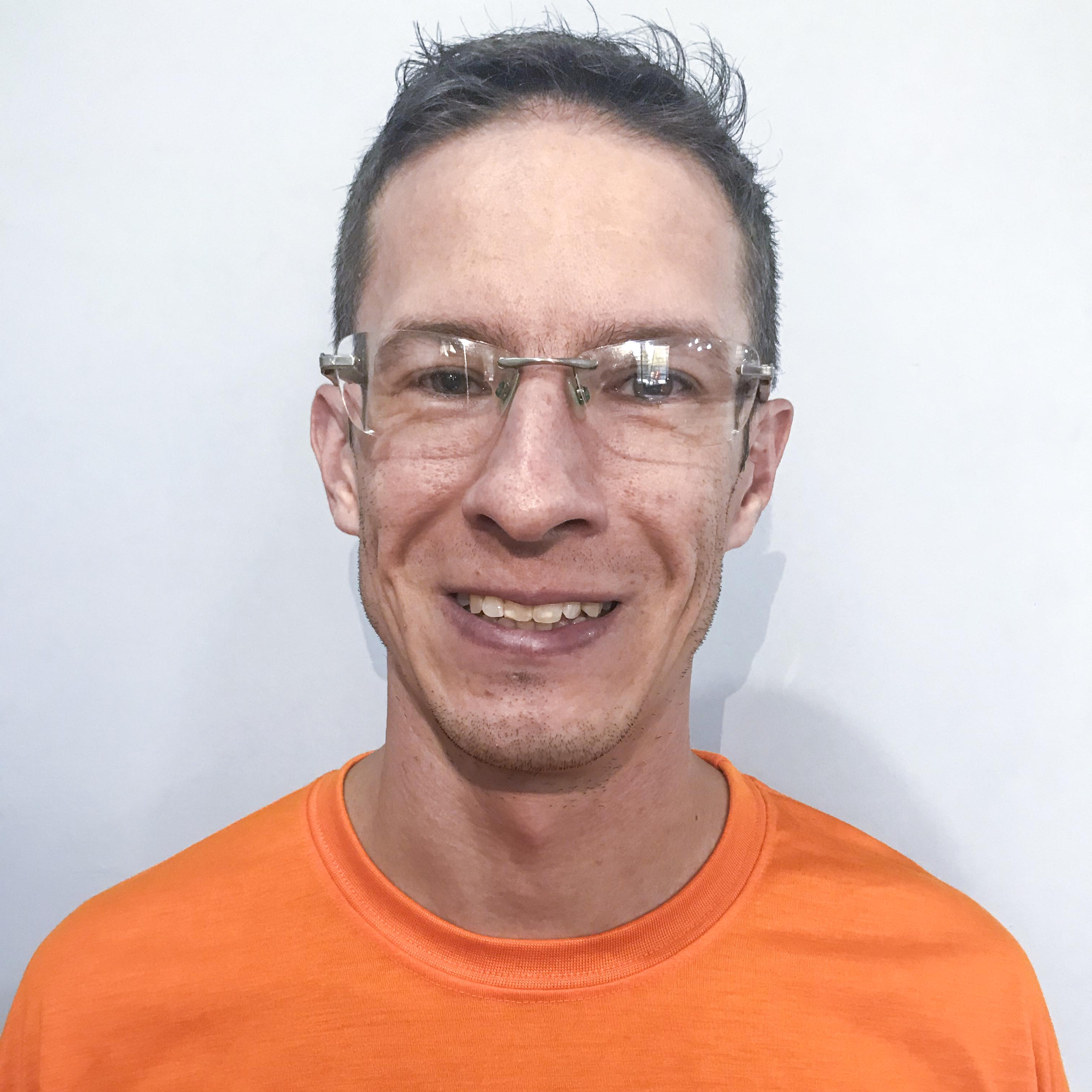 Profissional Israel Ribeiro Batista