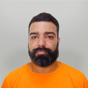 Profissional Victor Hugo Prado dos Santos Silva