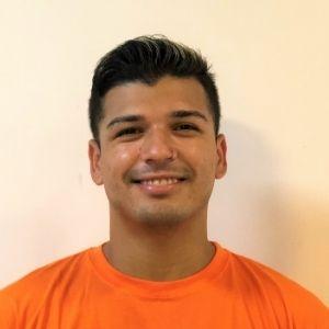 Profissional Cristian Vidal