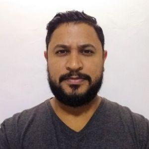 Profissional Felipe de Paula Bezerra da Silva