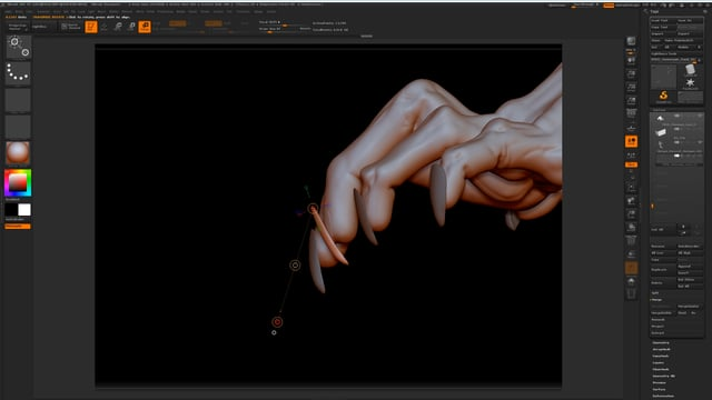 UNHIDE Project   How to create realistic 3D skin in Zbrush