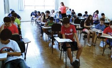 Concurso de Bolsas atrai cerca de 800 crianças e adolescentes para as Escolas Padre Anchieta