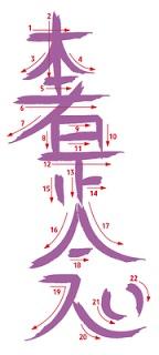 símbolos do reiki: hon-sha-ze-sho-nen
