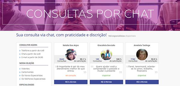 consulta vidente online por chat: tutorial