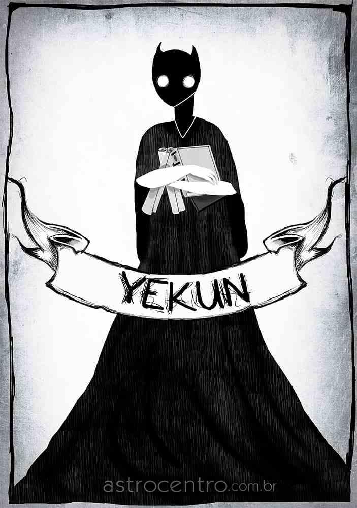 YEKUN - Anjos Caídos