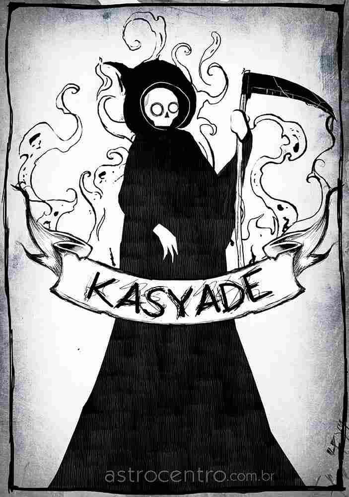 KASYADE - Anjos Caídos