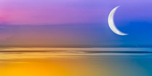 Fases da Lua Crescente em 2018