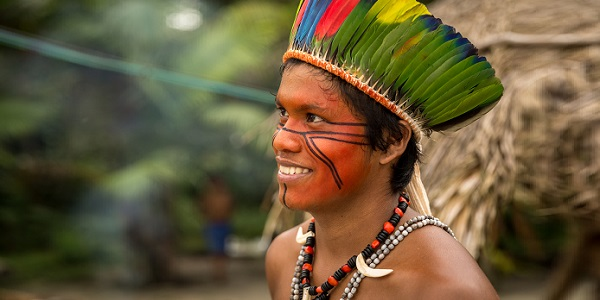 Sonhar com índio