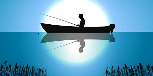 Melhor fase da Lua para pescar em 2018