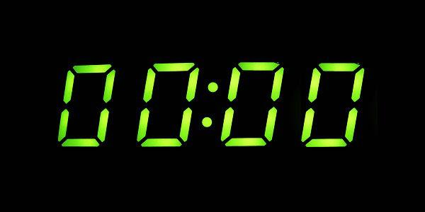 O que significa ver horas iguais