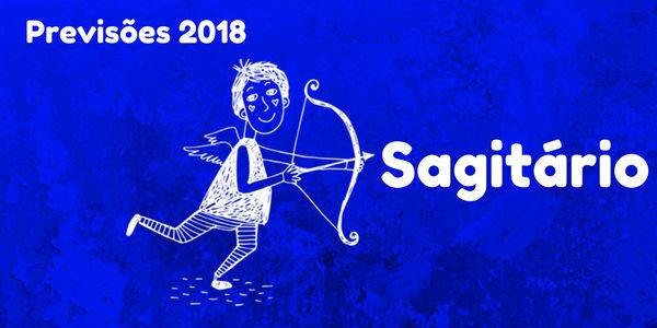 Previsões do signo de sagitário para 2018