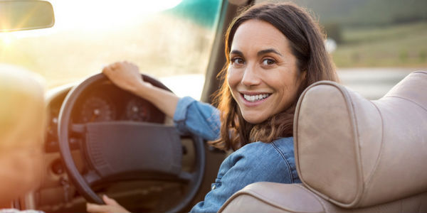Oração para perder o medo de dirigir