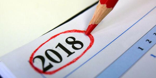 Previsões para 2018