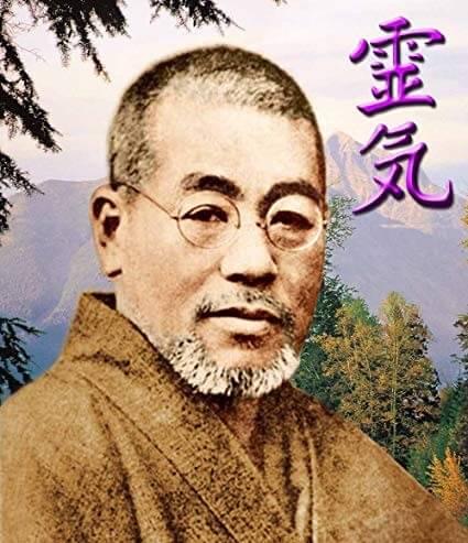origem do reiki: mikao usui