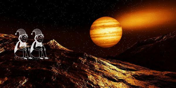 Júpiter em gêmeos
