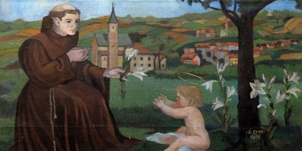 histórias de Santo Antônio