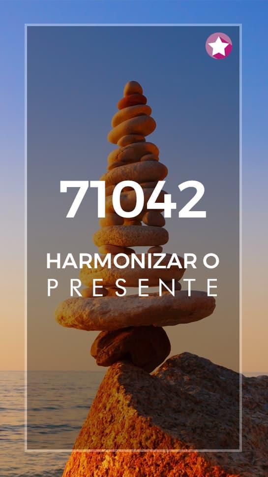 Grabovoi Harmonizar o presente