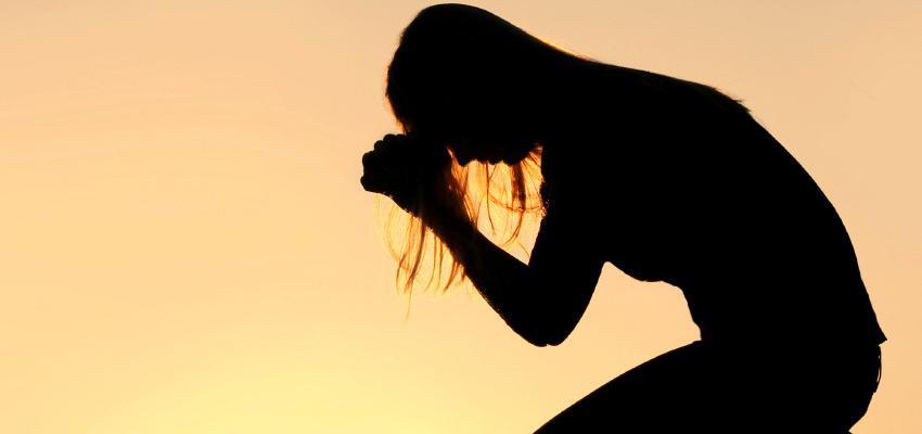 oração para amansar marido