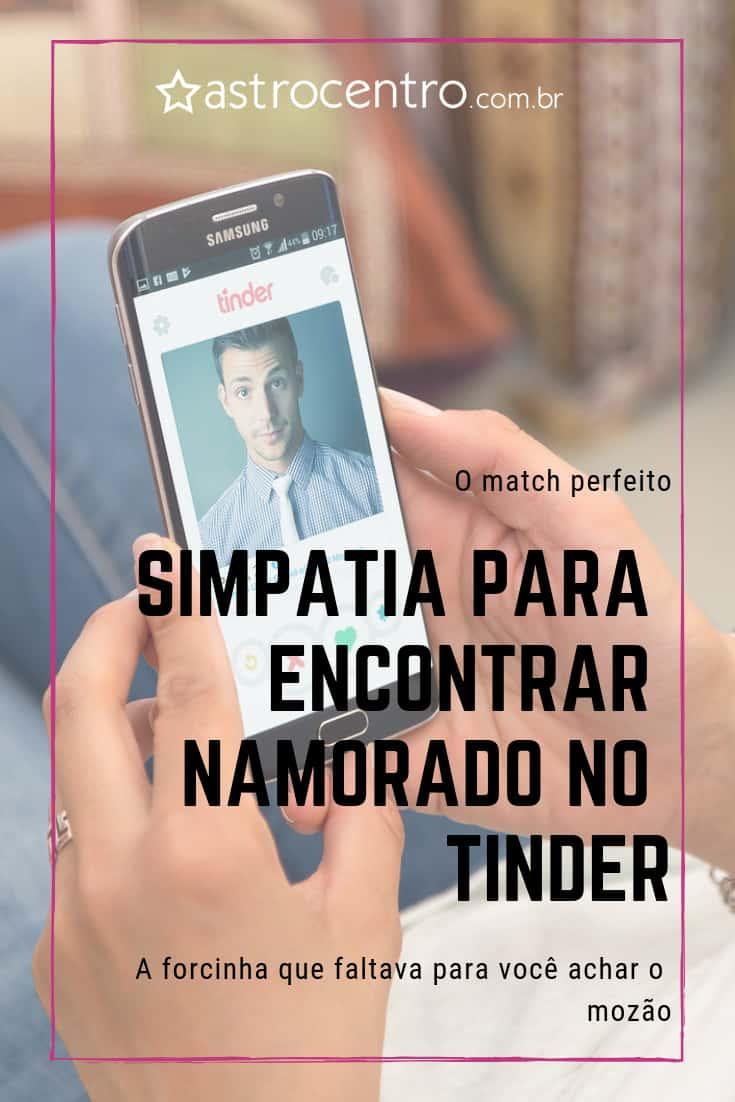 Simpatia para encontrar namorado no Tinder