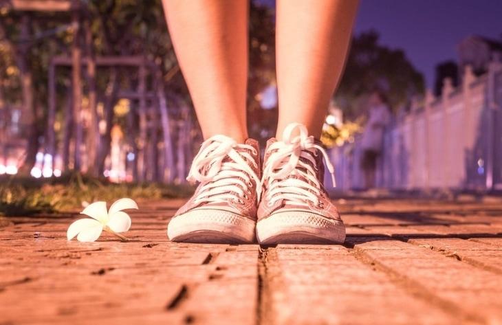 sonhar com pé