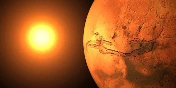Marte retrógrado