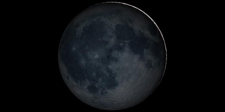 lua nova em 2020