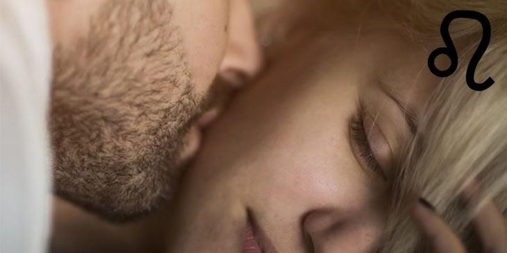 beijo de leão