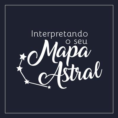 Banner para o curso Interpretando o Seu Mapa Astral