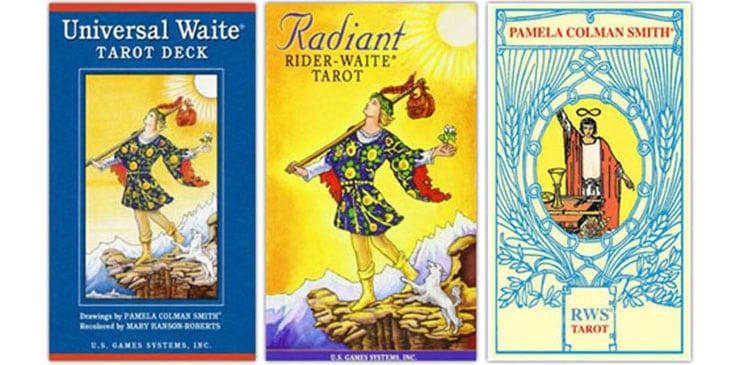 rider waite tarot