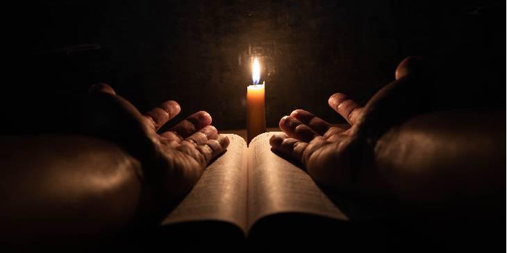 oração são marcos