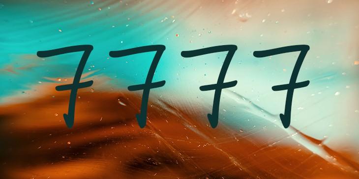Significado de 7777