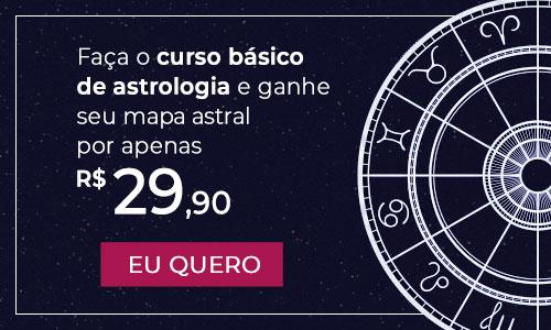Faça o curso e ganhe o Mapa astral
